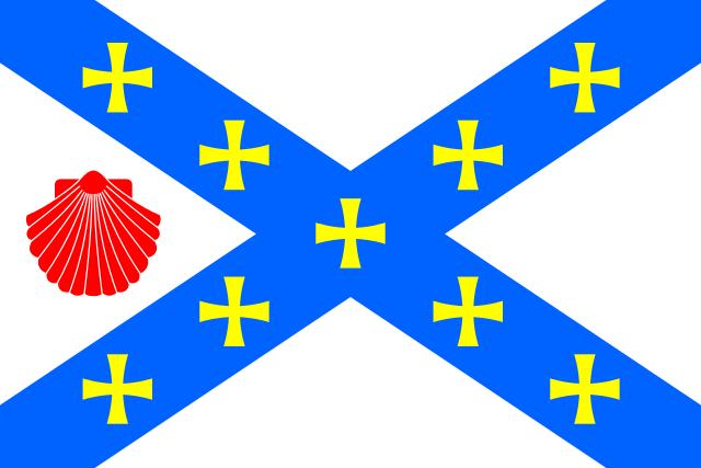 Bandera Peñamellera Baja