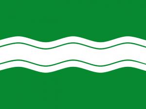 Bandera Sant Jaume d'Enveja
