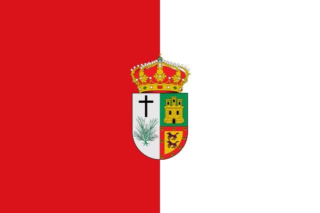 Bandera Santa Cruz del Retamar