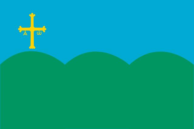 Bandera Santa Eulalia de Oscos
