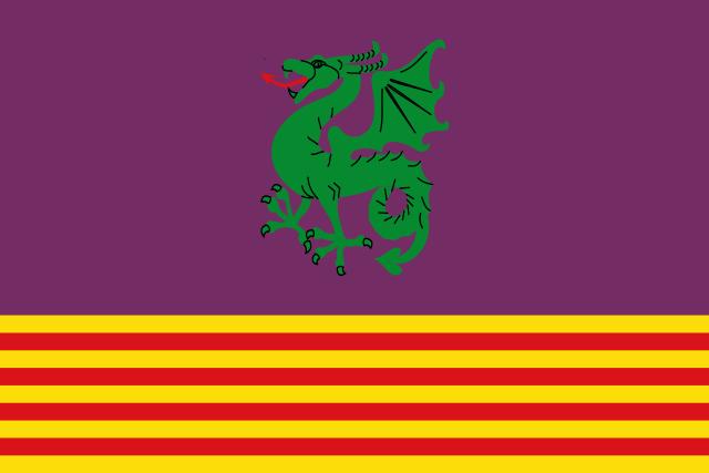 Bandera Santa Margarita y Monjós