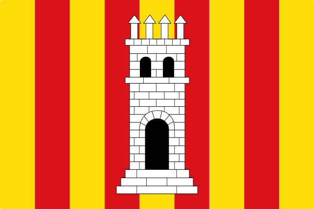 Bandera Torroella de Montgrí