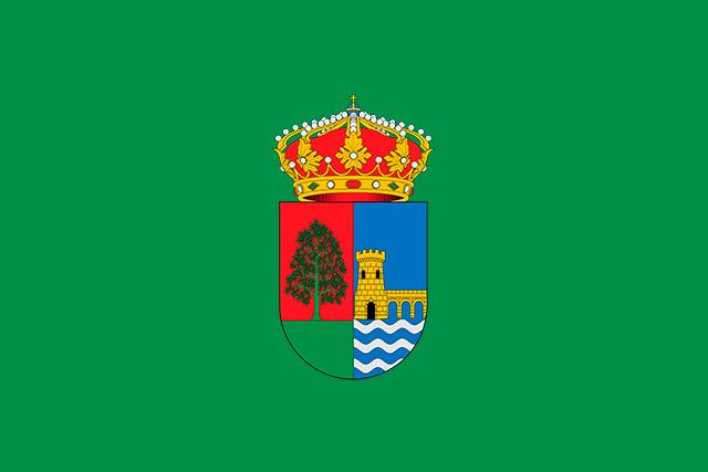 Bandera Villa del Prado