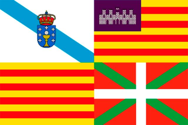 Bandera 4 Comunidades