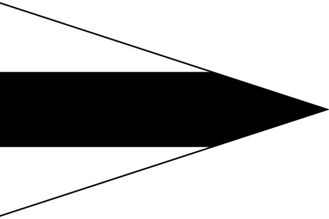 Bandera Abecedario Náutico CIS - RPT 3