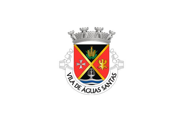 Bandera Águas Santas (Maia)