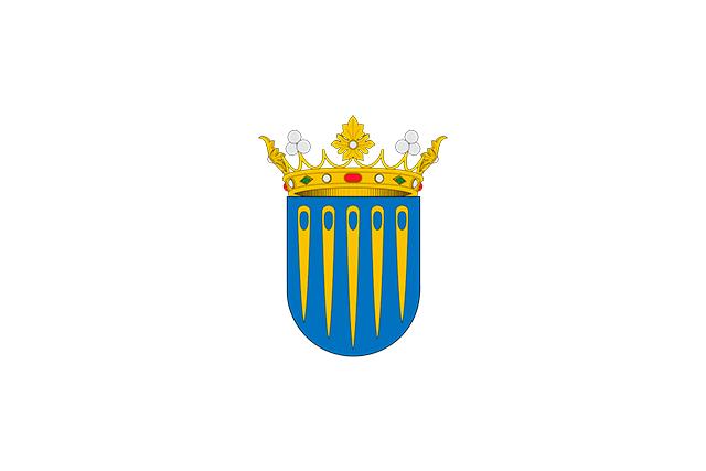 Bandera Agullana