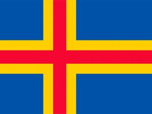 Bandera Aland