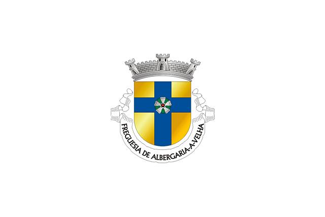 Bandera Albergaria-a-Velha (freguesia)