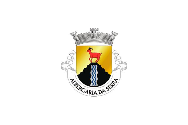 Bandera Albergaria da Serra