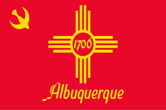 Bandera Albuquerque
