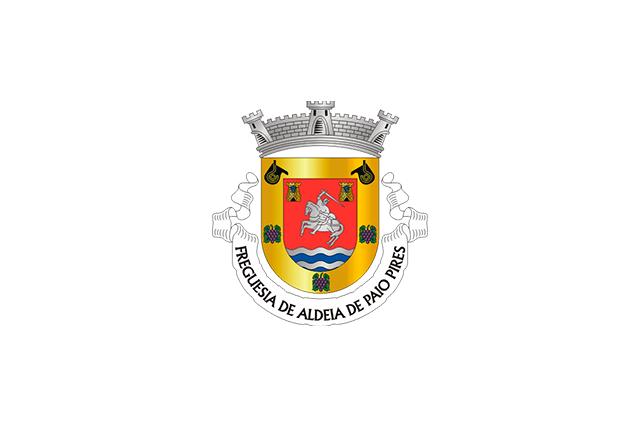 Bandera Aldeia de Paio Pires