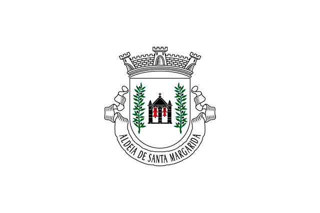 Bandera Aldeia de Santa Margarida
