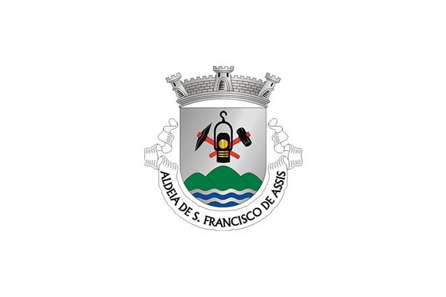 Bandera Aldeia de São Francisco de Assis