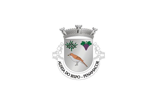 Bandera Aldeia do Bispo (Penamacor)