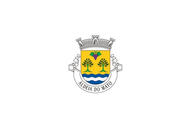 Bandera Aldeia do Mato