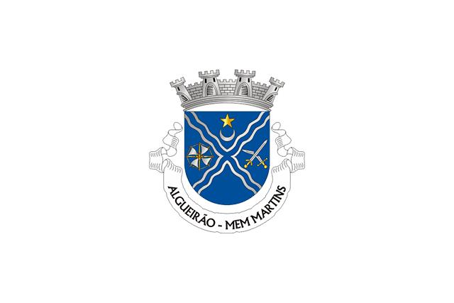Bandera Algueirão - Mem Martins