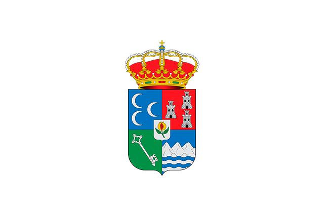 Bandera Alicún de Ortega