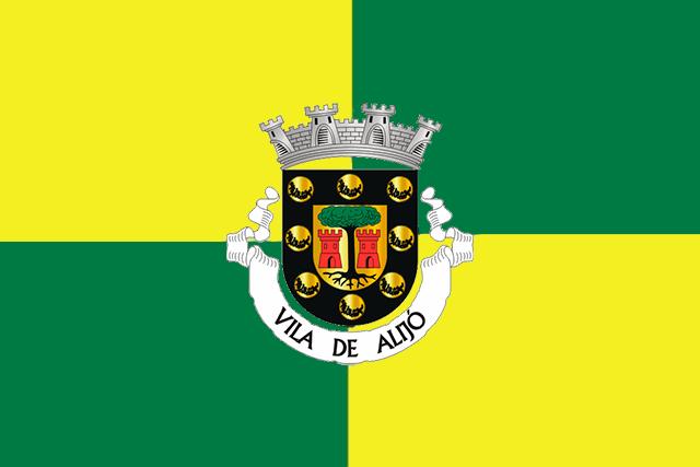 Bandera Alijó