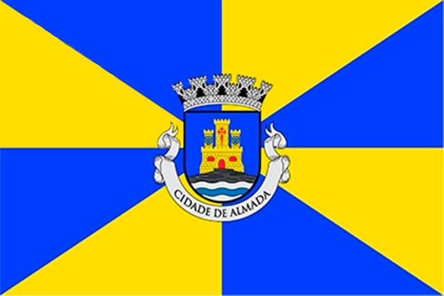 Bandera Almada