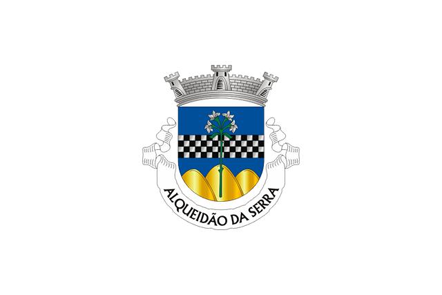 Bandera Alqueidão da Serra