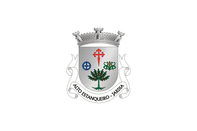 Bandera Alto Estanqueiro - Jardia