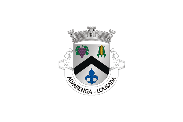 Bandera Alvarenga (Lousada)