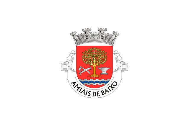 Bandera Amiais de Baixo