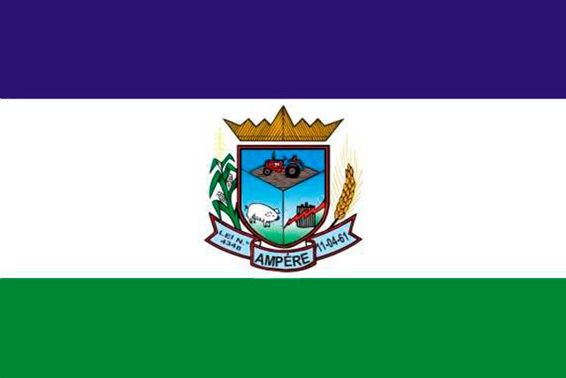 Bandera Ampére
