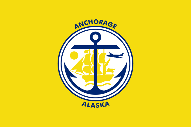 Bandera Anchorage, Alaska