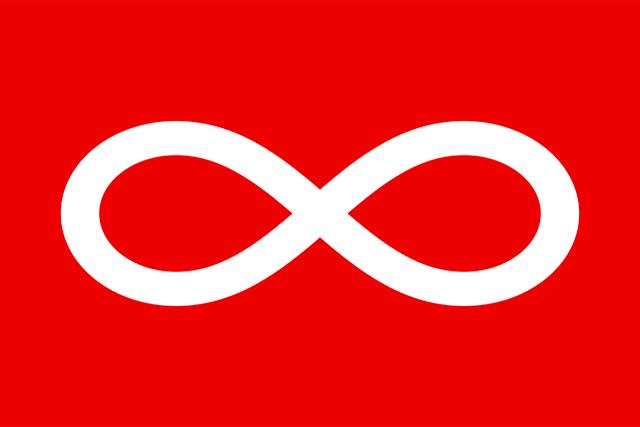 Bandera Anglo-Métis