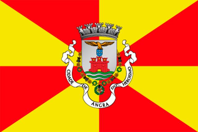Bandera Angra do Heroísmo