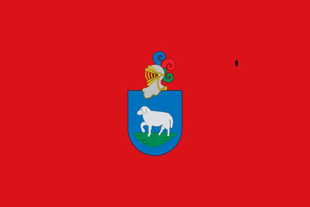 Bandera Ansoáin/Antsoain
