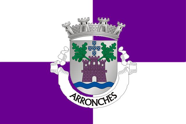 Bandera Arronches