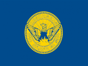 Bandera Atlanta, Georgia