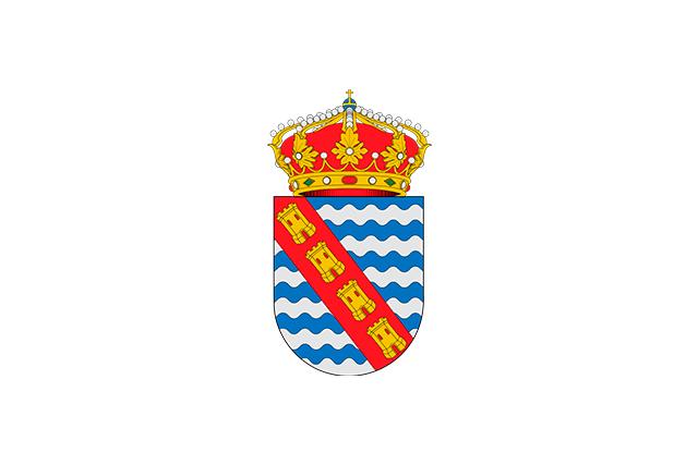 Bandera Corgo, O