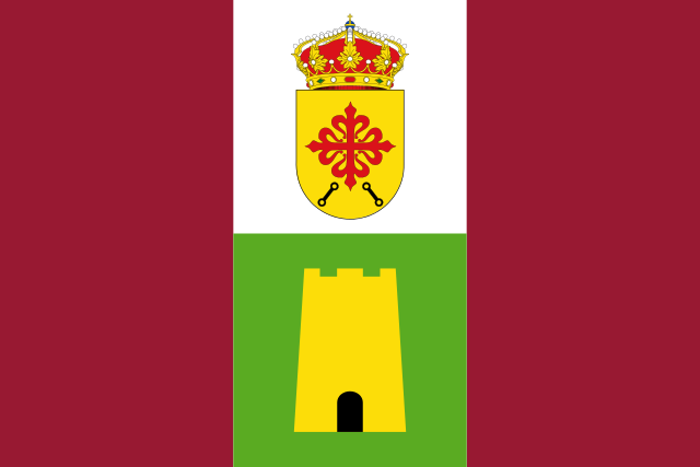Bandera Higuera de Calatrava