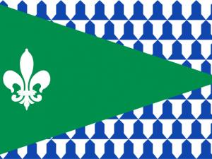 Bandera Pozán de Vero