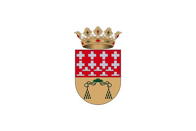 Bandera Alfara del Patriarca
