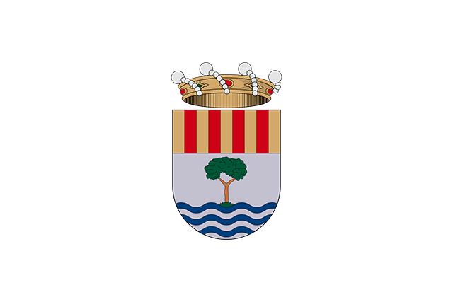 Bandera Alfaz del Pi