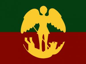 Bandera Bruselas