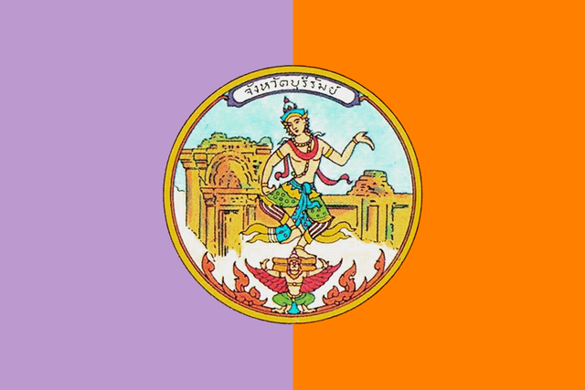 Bandera Buriram