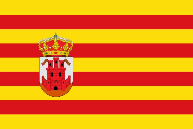 Bandera Calamocha
