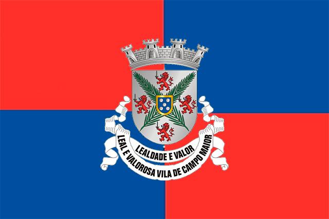 Bandera Campo Maior