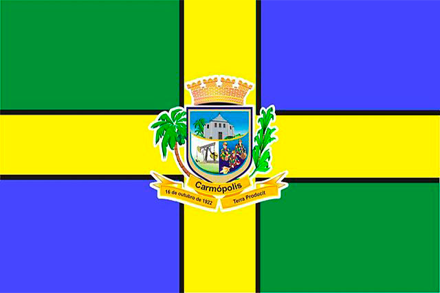 Bandera Carmópolis
