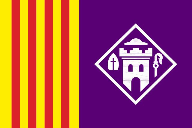 Bandera Castellbisbal