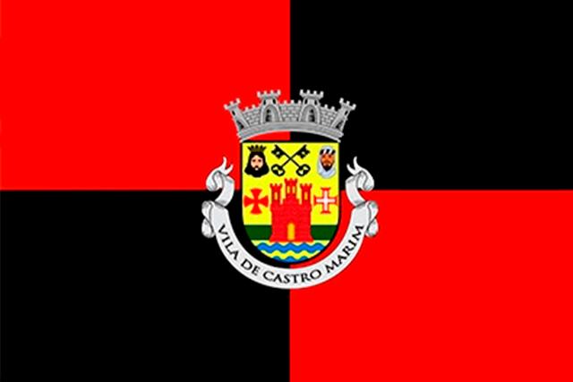 Bandera Castro Marim