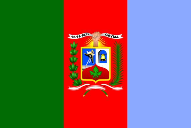 Bandera Cayma
