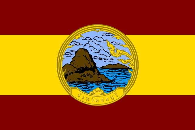 Bandera Chonburi
