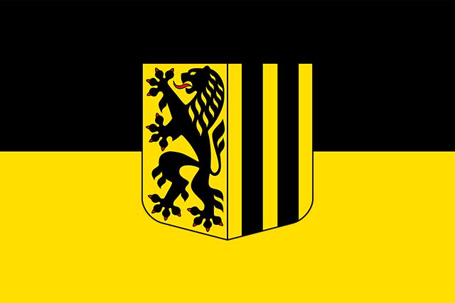 Bandera Dresde